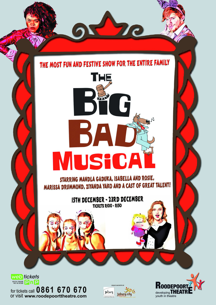 The Big Bad Musical @ Roodepoort Theatre | Roodepoort | Gauteng | South Africa