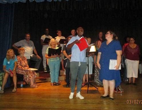 Mozart Choir Roodepoort Theatre