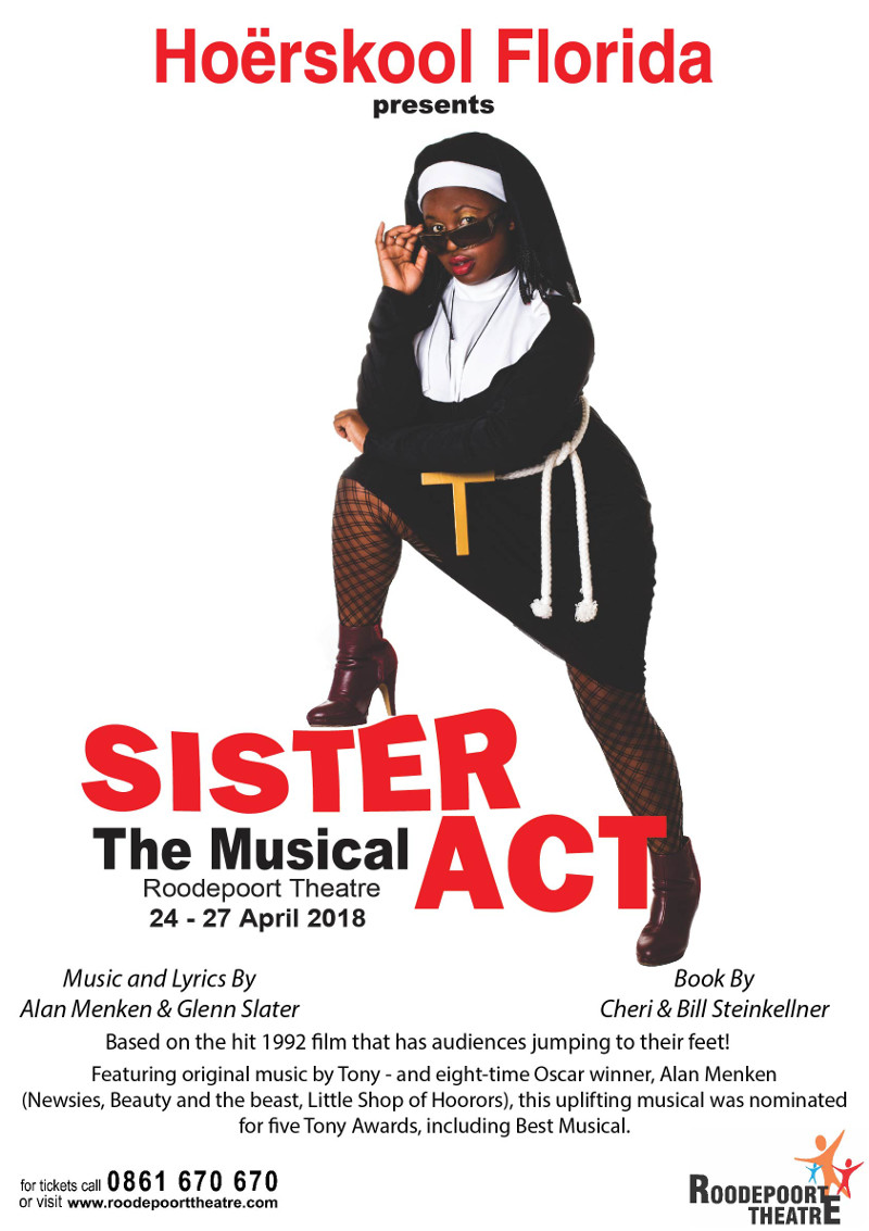 Sister Act New A1 poster-01
