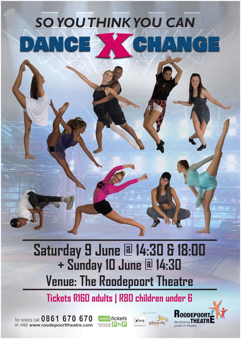 Dancexchange Poster