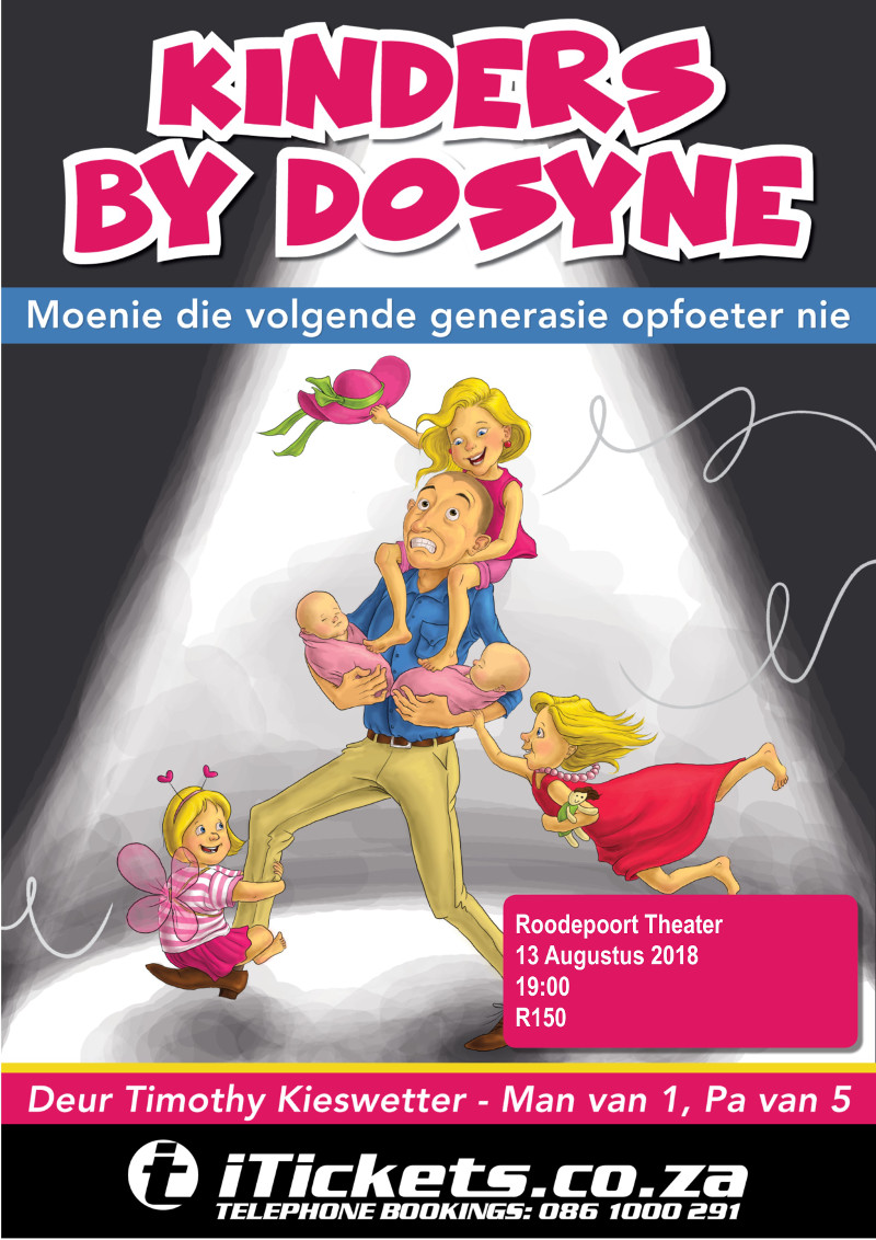 kinders by dosyne poster web
