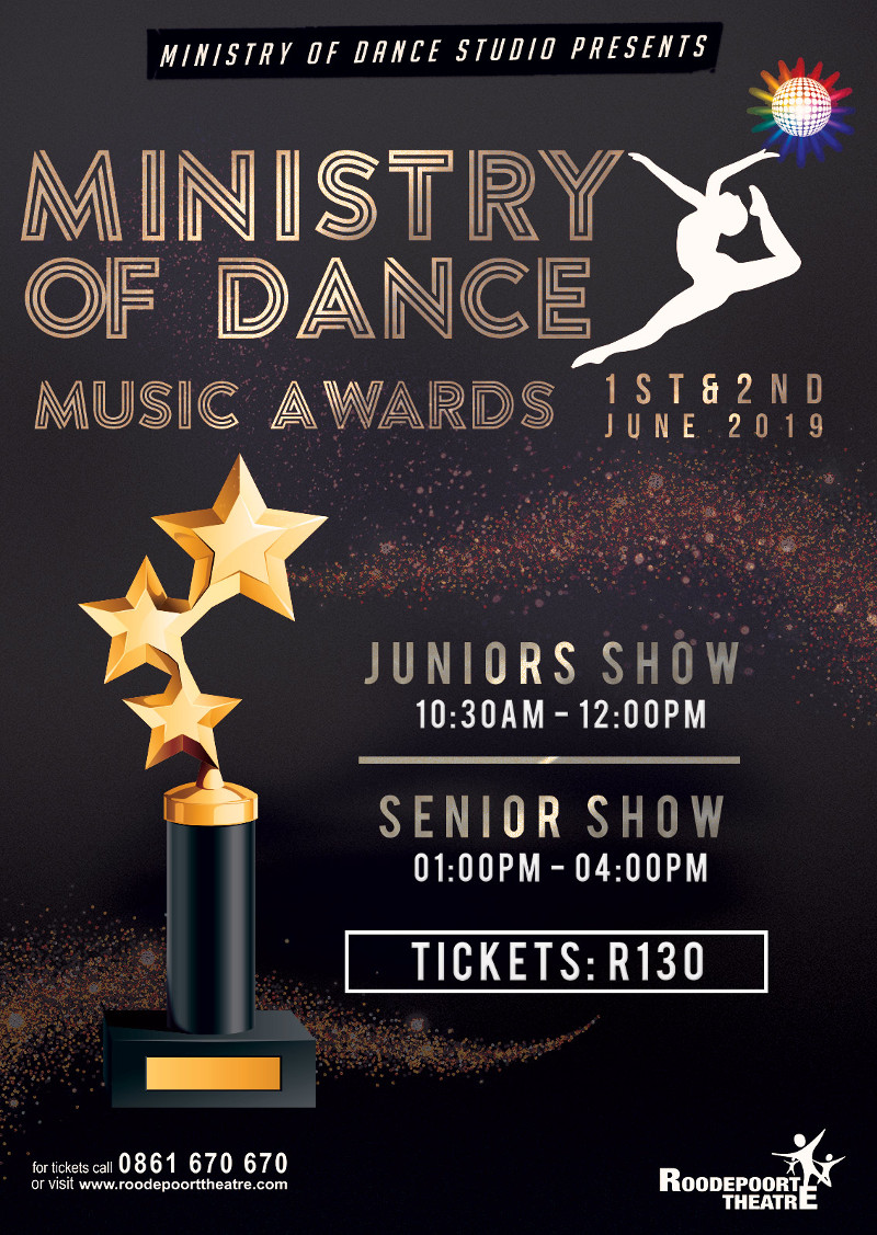 Ministry-of-Dance-Music poster New