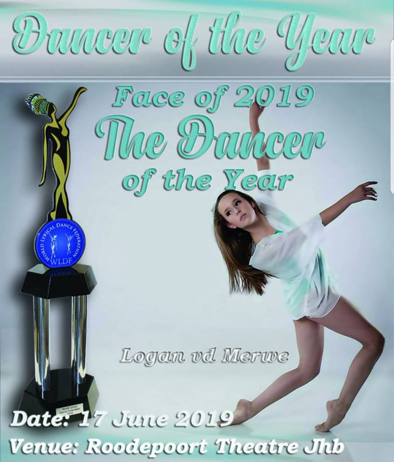 WLDF DANCER OF THE YEAR 2019